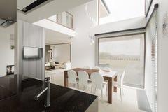 Новый дом пола дизайна 2 Стоковые Изображения RF