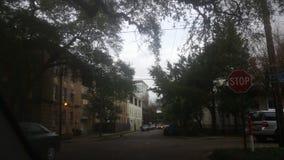 Новый Орлеан расположенный на окраине города стоковое изображение rf