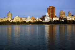 новый пруд york Стоковая Фотография