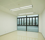 Новый пустой офис Стоковая Фотография