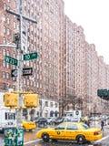новый снежок york Стоковое Изображение RF