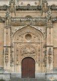 Новый собор - Salamanca Стоковое Изображение