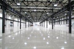 Новый современный storehouse Стоковая Фотография RF