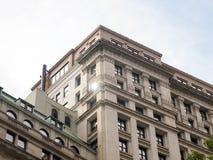 новый старый york Стоковое Изображение RF