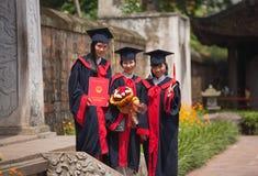 Новый студент-выпускник Стоковые Фото