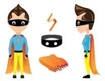 Новый супермен Стоковые Фотографии RF