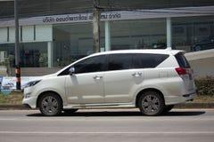 Новый Тойота Innova Crysta Стоковая Фотография RF