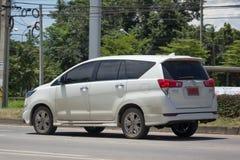 Новый Тойота Innova Crysta Стоковая Фотография