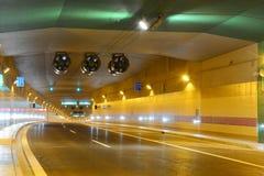 новый тоннель Стоковая Фотография