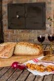 Новый хлеб Стоковые Изображения RF