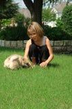новый щенок Стоковые Изображения RF