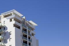 Новый экстерьер здания стоковые изображения rf