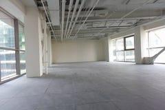 Новый яркий пустой интерьер здания Стоковая Фотография RF
