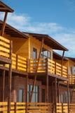 новый storeyed townhouse 2 Стоковые Фото