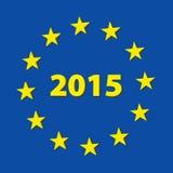 2015 Новых Годов Стоковая Фотография