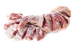 Нога и плечо овечки Стоковая Фотография RF