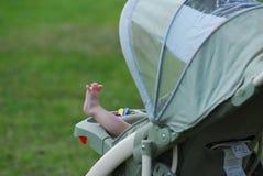 нога младенца Стоковые Изображения RF