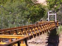 нога моста Стоковое Изображение