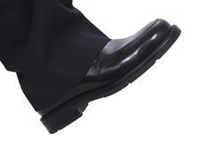 нога s бизнесмена Стоковое фото RF