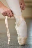 ноги балерины Стоковое фото RF