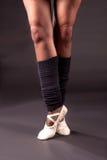 Ноги балета Стоковые Изображения RF