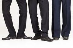 ноги бизнесмена в стиле фанк стоковые изображения rf
