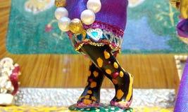 Ноги божественного Стоковое Изображение