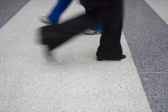 ноги двигать Стоковые Изображения RF