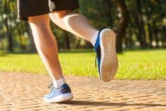 ноги движение скорость Стоковые Фотографии RF