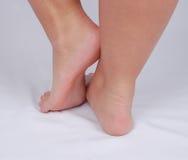 ноги девушки s Стоковое фото RF