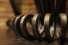 ноги детали metal древесина таблицы стоковые изображения rf