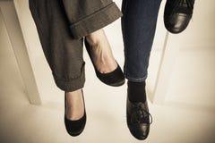 Ноги для потехи Стоковые Фотографии RF