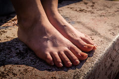 ноги женские Стоковые Изображения RF