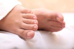 ноги женщины стоковое фото