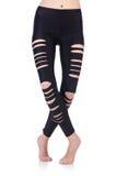 Ноги женщины Стоковые Фото
