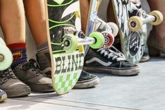 Ноги и колеса Стоковые Фото