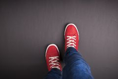 Ноги концепции стоковые изображения rf