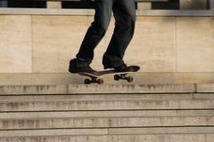 ноги конька Стоковое фото RF