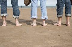 Ноги лета стоковые фотографии rf