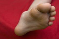 ноги мальчика Стоковое Фото