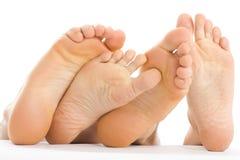 ноги пар Стоковое Изображение RF