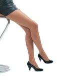 ноги пяток высокие сексуальные стоковые изображения