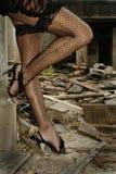 ноги сексуальные Стоковая Фотография RF