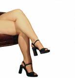 ноги сексуальные Стоковые Изображения