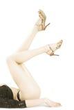ноги сексуальные Стоковые Изображения RF