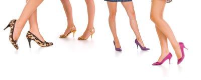 ноги сексуальные Стоковая Фотография