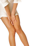 ноги симпатичные Стоковые Фотографии RF