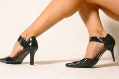 ноги способа Стоковое фото RF