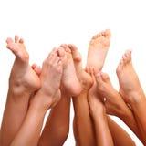 ноги спы Стоковые Изображения