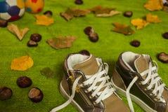 ноги счастливые Стоковые Изображения RF
